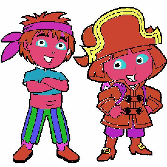 Un Coloriage De Dora Realise Par Florian