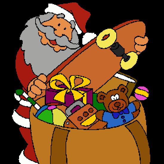 Un Coloriage De Noel Realise Par Leo