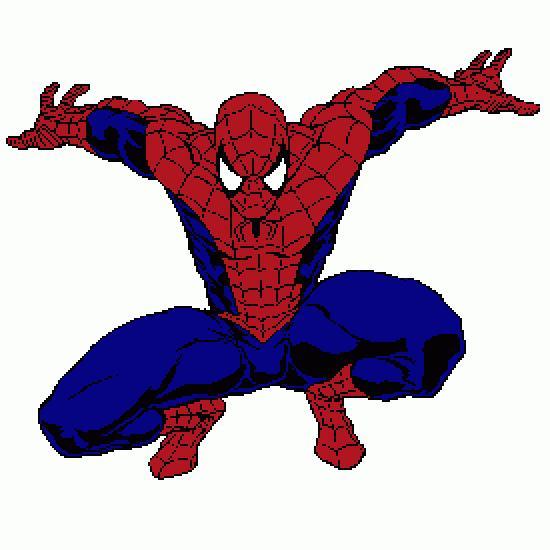 Pin homme coloriage 1 avec casquette on pinterest - Spiderman en dessin ...