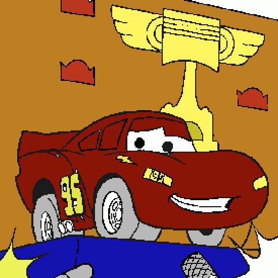 Dimension garage jeux flash cars - Jeux de mcqueen gratuit ...