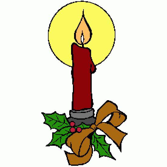 Un coloriage de noel r alis par babou 45170 - Dessin de bougies ...