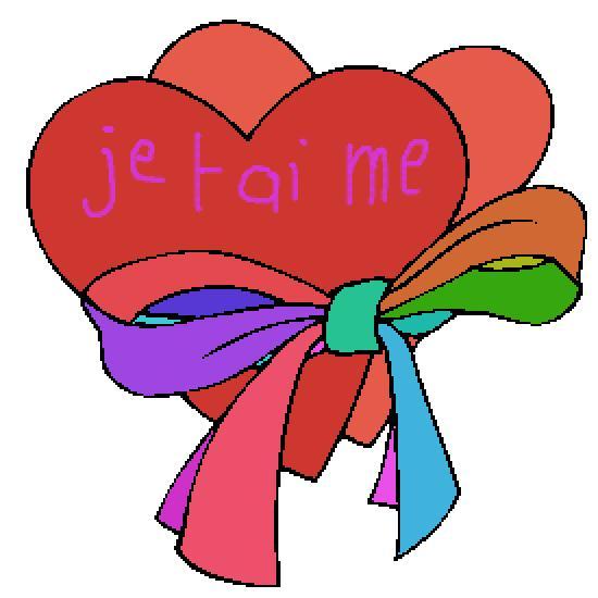 Un coloriage de saint valentin r alis par abdallah - Image coeur gratuit ...