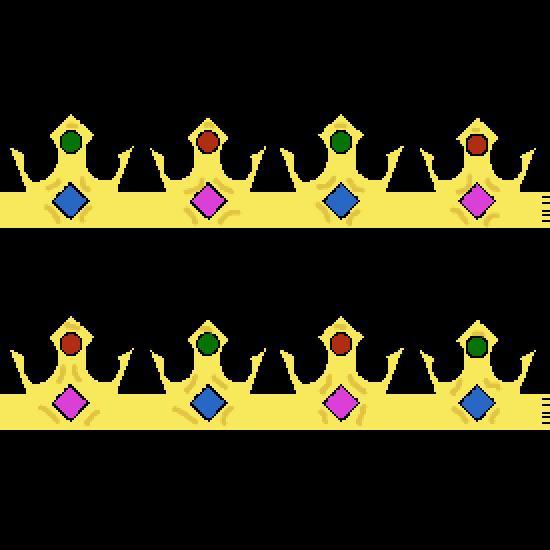 Un coloriage de dessin gratuit r alis par philippe - Couronne galette des rois a decouper ...
