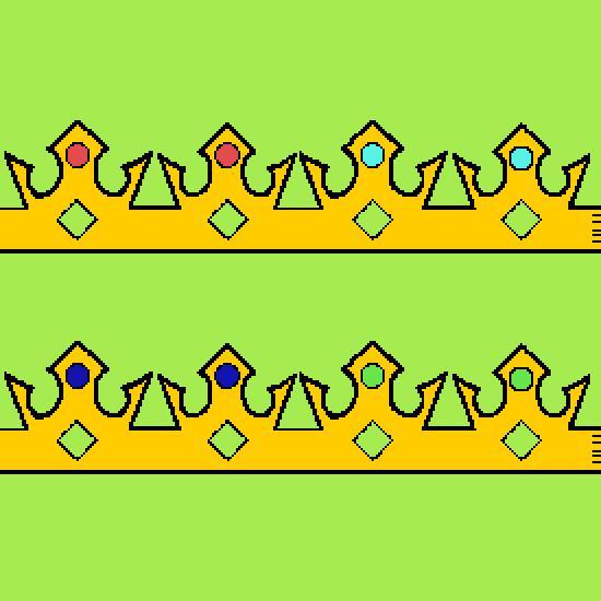 Un coloriage de dessin gratuit r alis par doudouraymond - Couronne galette des rois a decouper ...