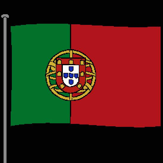 Un coloriage de drapeau r alis par gh - Drapeau portugais a imprimer ...