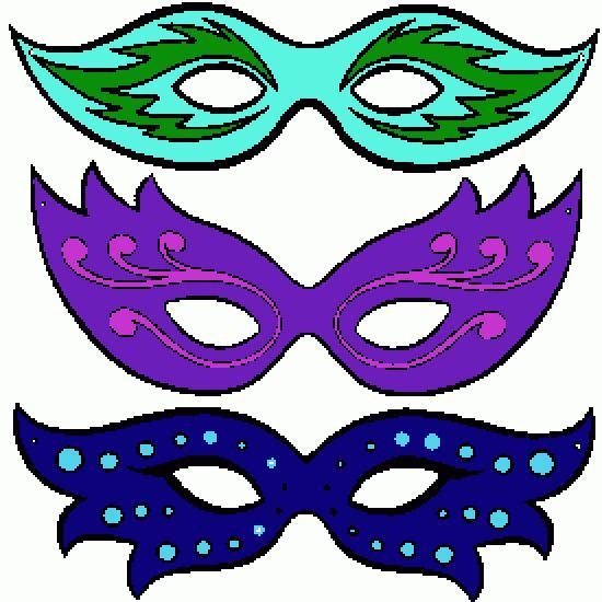 Un coloriage de dessin gratuit r alis par sleglinel - Masque de carnaval a imprimer ...