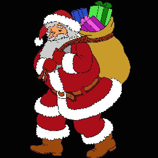Un Coloriage De Noel Realise Par Gh