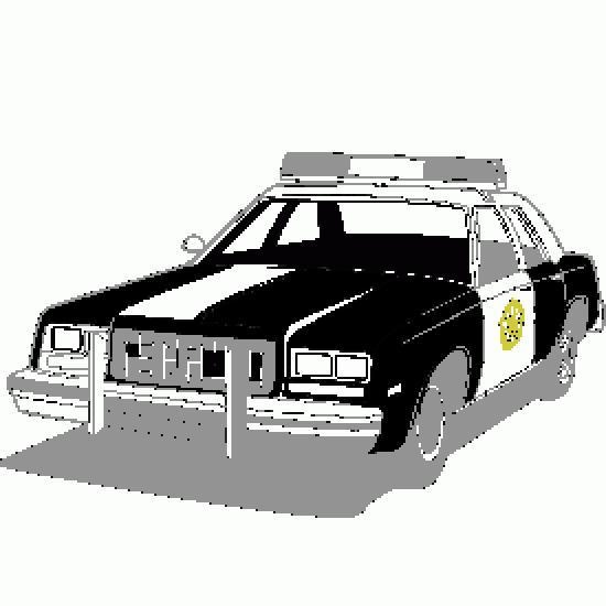Un Coloriage De Vehicules Réalisé Par Benjamin