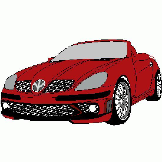 Un coloriage de vehicules r alis par benjamin - Dessin voiture mercedes ...