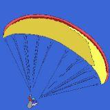 Dessin de parapente coloriages de dessin gratuit en ligne - Parapente dessin ...